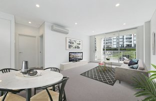 Picture of 215/58 Peninsula Drive, Breakfast Point NSW 2137