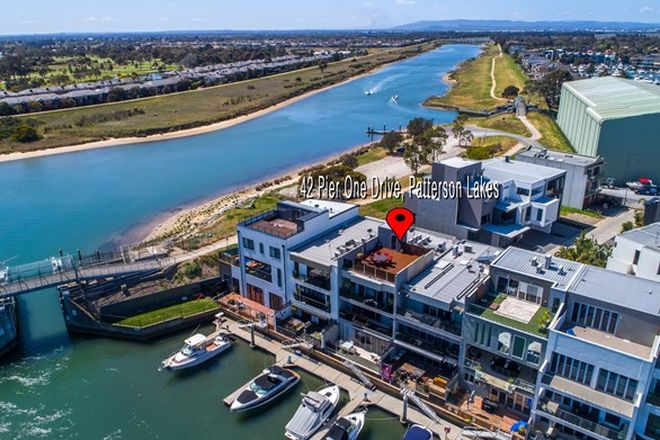 Picture of 42 Pier One Drive, PATTERSON LAKES VIC 3197