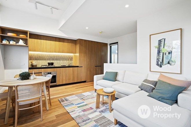 Picture of Townhouses/32-36 St Georges Road, FITZROY NORTH VIC 3068