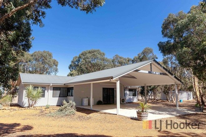 Picture of 22 Hammerston Way, FRANKLAND RIVER WA 6396