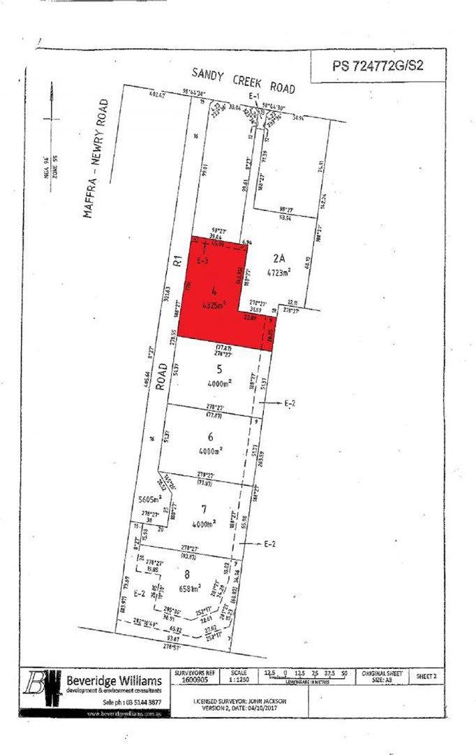Lot 4 Sandy Creek Road, Maffra VIC 3860, Image 0