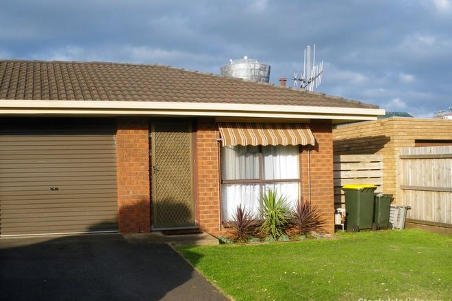 Picture of 2/12 Glenview Drive, WARRNAMBOOL VIC 3280