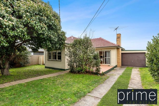 Picture of 13 Highview Parade, HAMLYN HEIGHTS VIC 3215