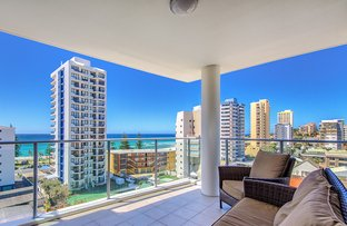 Picture of 801/215 Boundary Street, Rainbow Bay QLD 4225