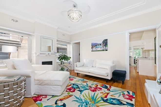 Picture of 3/14 Park Avenue, RANDWICK NSW 2031