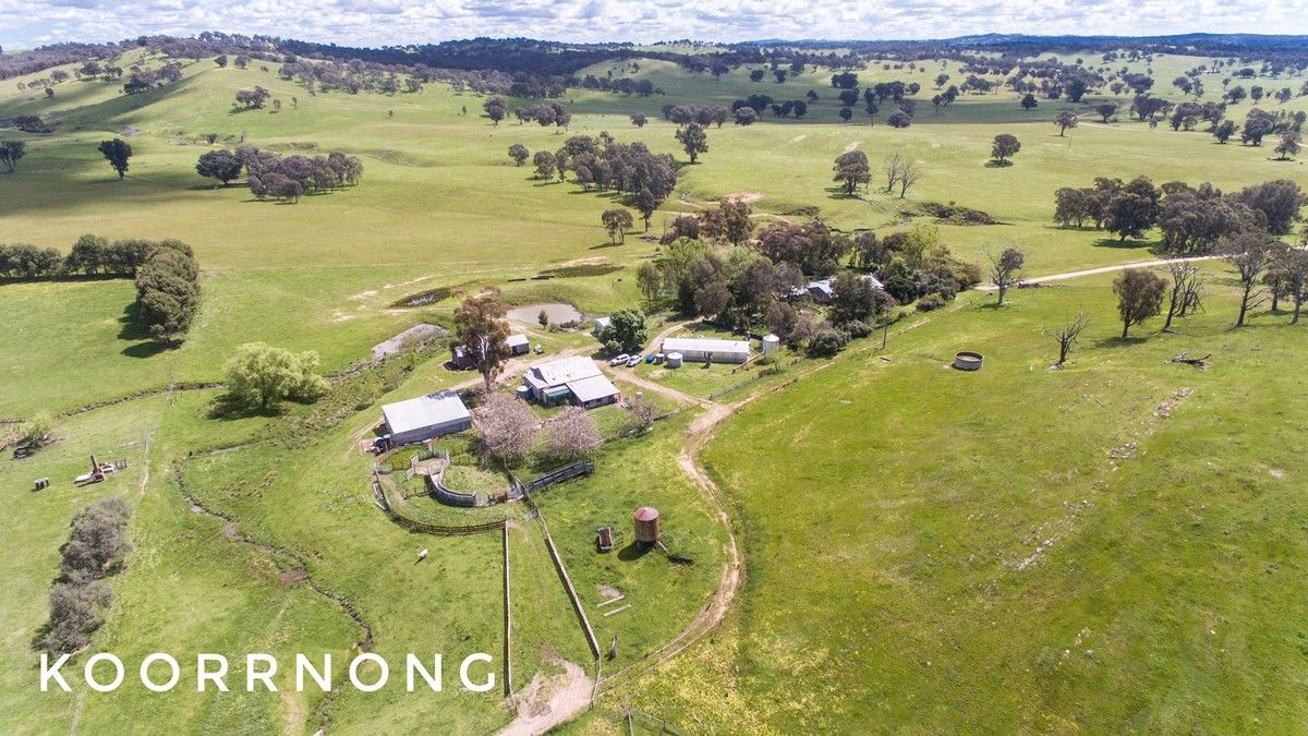 KOORRNONG - Comatawa Road, Tarcutta NSW 2652, Image 0