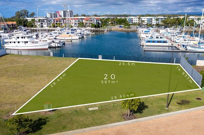 Picture of Lot 20/8933 The Point Circuit, Sanctuary Cove