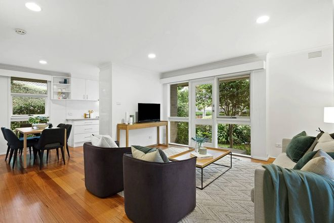 Picture of 1/8 Hope Street, CAMBERWELL VIC 3124