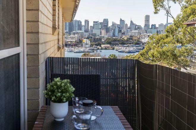 Picture of 16/14 Avona Avenue, GLEBE NSW 2037