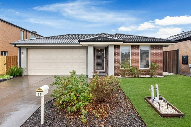 Picture of 49 Carlyle Crescent, CLYDE NORTH VIC 3978