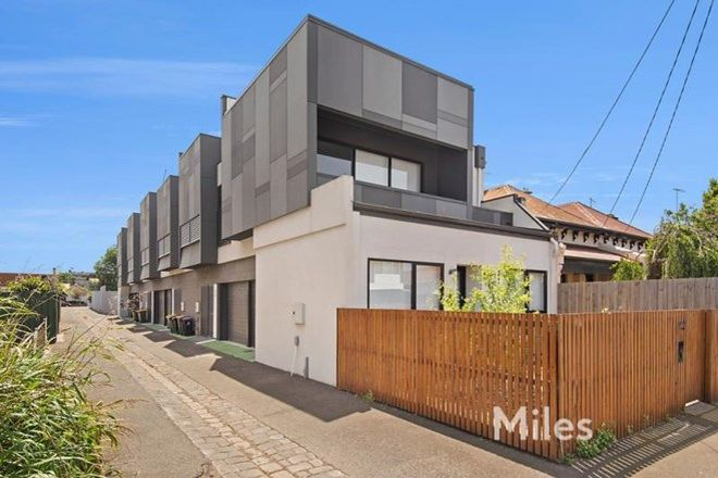 Picture of 2/2 Princes Street, ABBOTSFORD VIC 3067