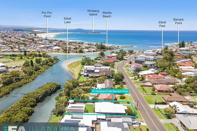 Picture of 15 Headland Parade, BARRACK POINT NSW 2528