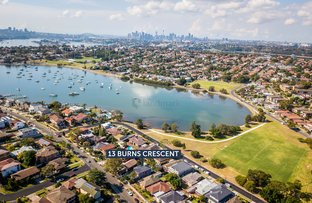 Picture of 13 Burns Crescent, Chiswick NSW 2046