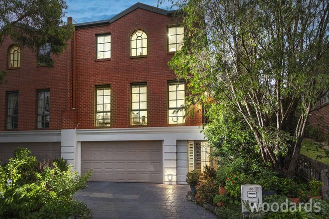 Picture of 30 Bindy Street, BLACKBURN SOUTH VIC 3130