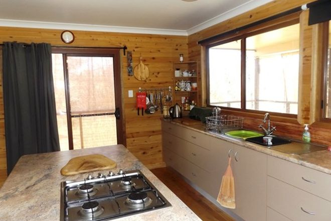 Picture of 211 McKenzie, WILKESDALE QLD 4608