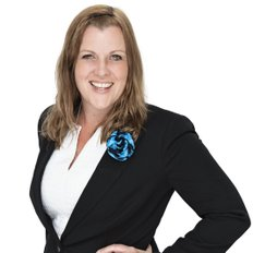 Andrea Backwell, Property Manager