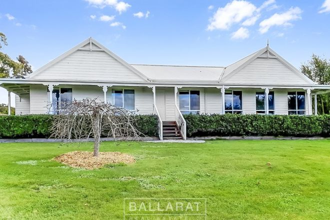 Picture of 75 Finchs Road, SMYTHES CREEK VIC 3351