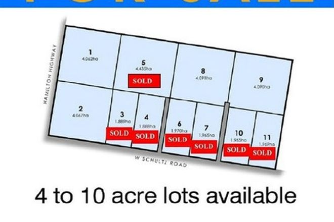 Picture of Lot 9 Hamilton Highway - W Schultz Road, HAMILTON VIC 3300