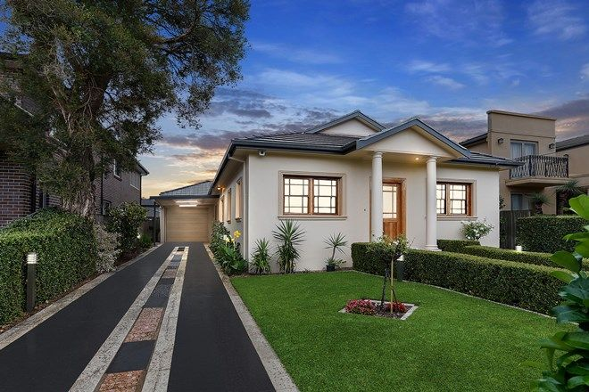 Picture of 13 Melville Avenue, STRATHFIELD NSW 2135