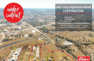 Picture of 186-224 Ingleburn Road, Leppington NSW 2179