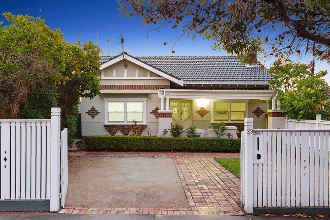 Picture of 29 Mavho Street, BENTLEIGH VIC 3204