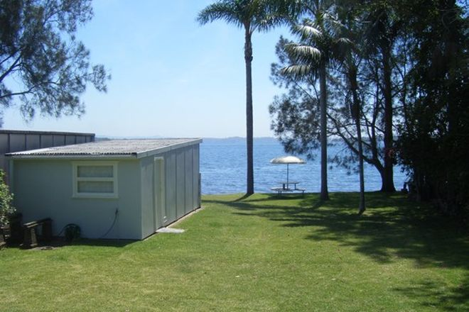 Picture of 28 Bambury Avenue, SUMMERLAND POINT NSW 2259