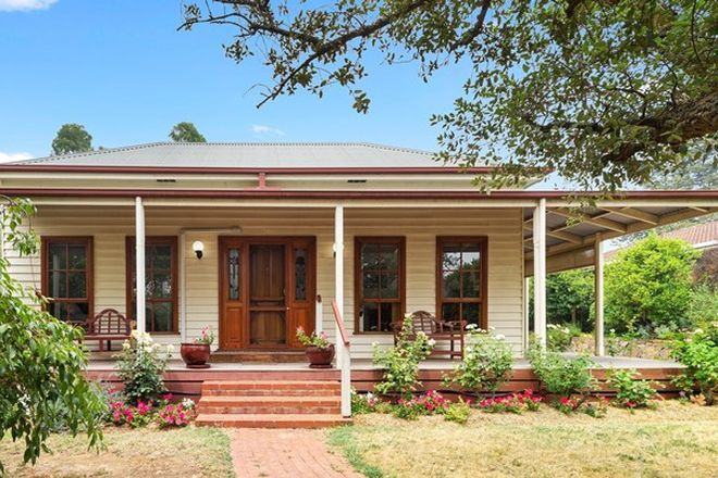 Picture of 110 MALCOLM STREET, MANSFIELD VIC 3722