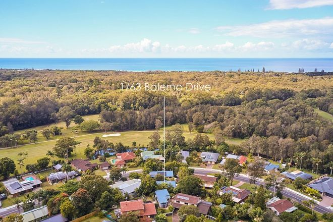 Picture of 1/63 Balemo Dr, OCEAN SHORES NSW 2483