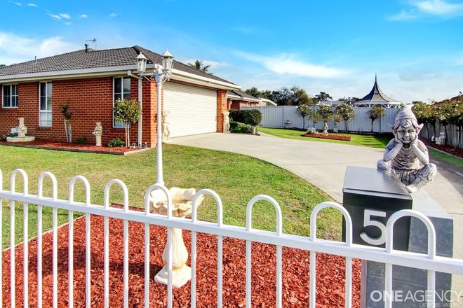 Picture of 5 Grammar Drive, TRARALGON VIC 3844