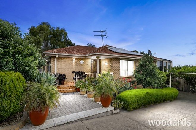 Picture of 41 Rokewood Crescent, MEADOW HEIGHTS VIC 3048
