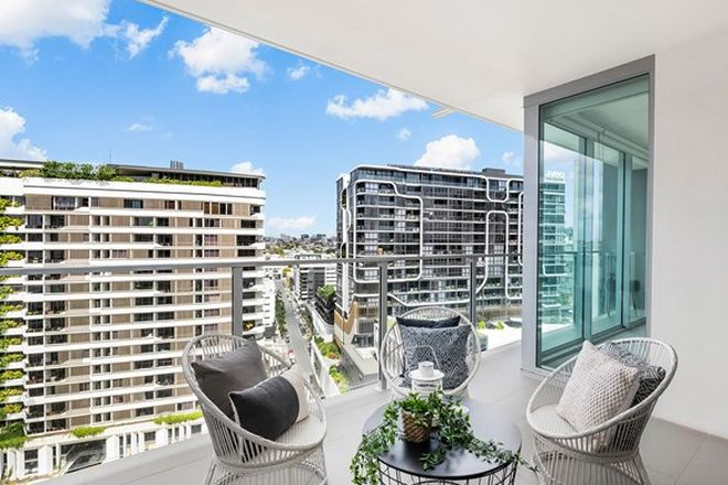 Picture of 1410/30 Festival Place, NEWSTEAD QLD 4006
