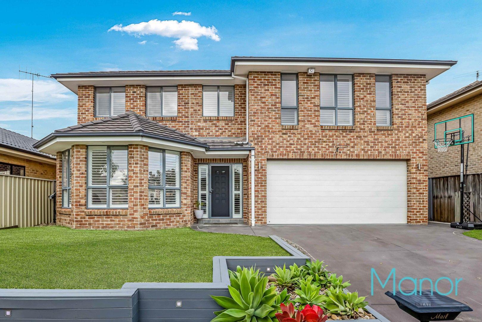 48 Golden Grove Avenue, Kellyville NSW 2155, Image 0