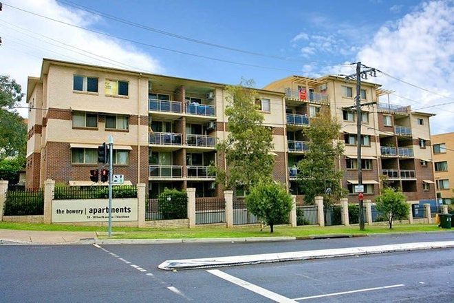 Picture of 19/14-18 Fourth Avenue, BLACKTOWN NSW 2148