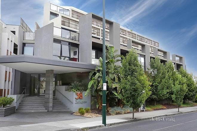 Picture of 406/38 Harold Street, HAWTHORN EAST VIC 3123