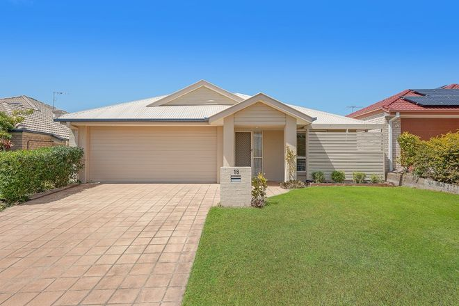 Picture of 18 Canundra Street, NORTH LAKES QLD 4509