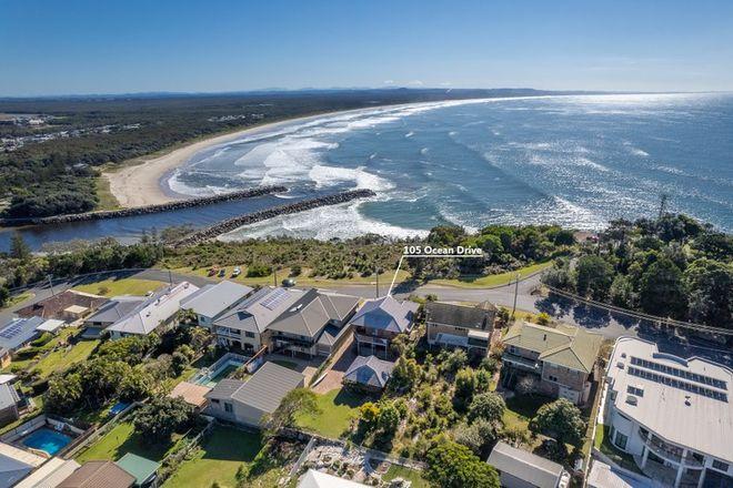 Picture of 105 Ocean Drive, EVANS HEAD NSW 2473