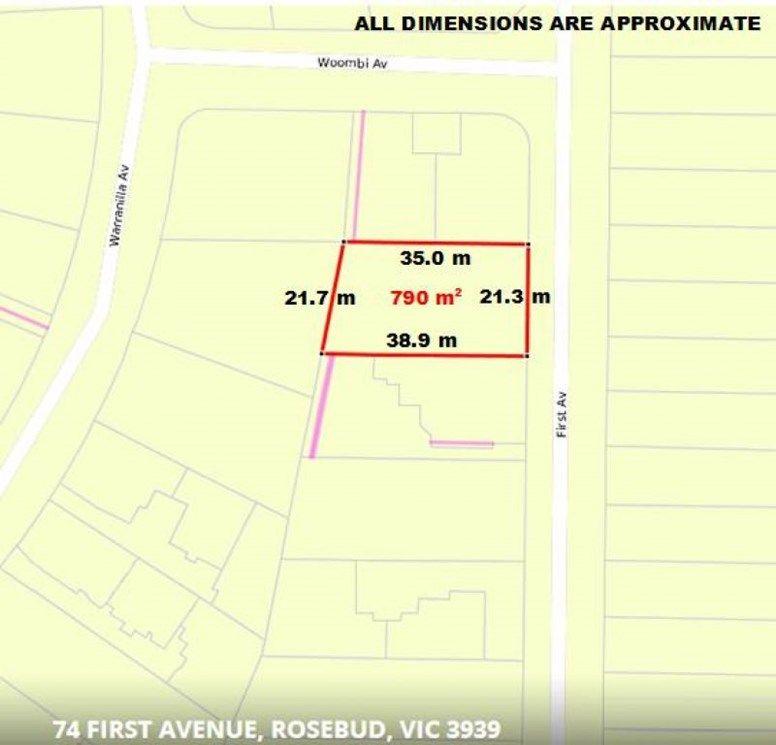 74 First Avenue, Rosebud VIC 3939, Image 2