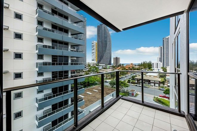 Picture of 1102/50 Surf Parade, BROADBEACH QLD 4218