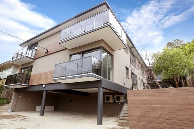 Picture of 6/83 Maltravers Rd, IVANHOE EAST VIC 3079