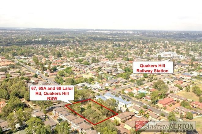 Picture of 67/69A, 69 Lalor Road, QUAKERS HILL NSW 2763