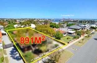 11 & 11A View Terrace, East Fremantle WA 6158