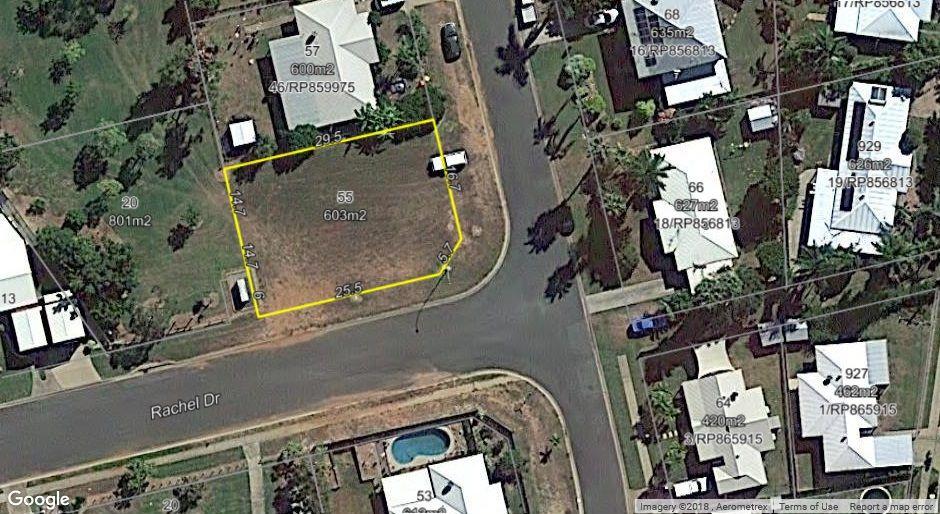 55 BEAN AVENUE, Parkhurst QLD 4702, Image 0