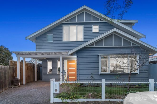 Picture of 16 Lincoln Street, YARRAVILLE VIC 3013