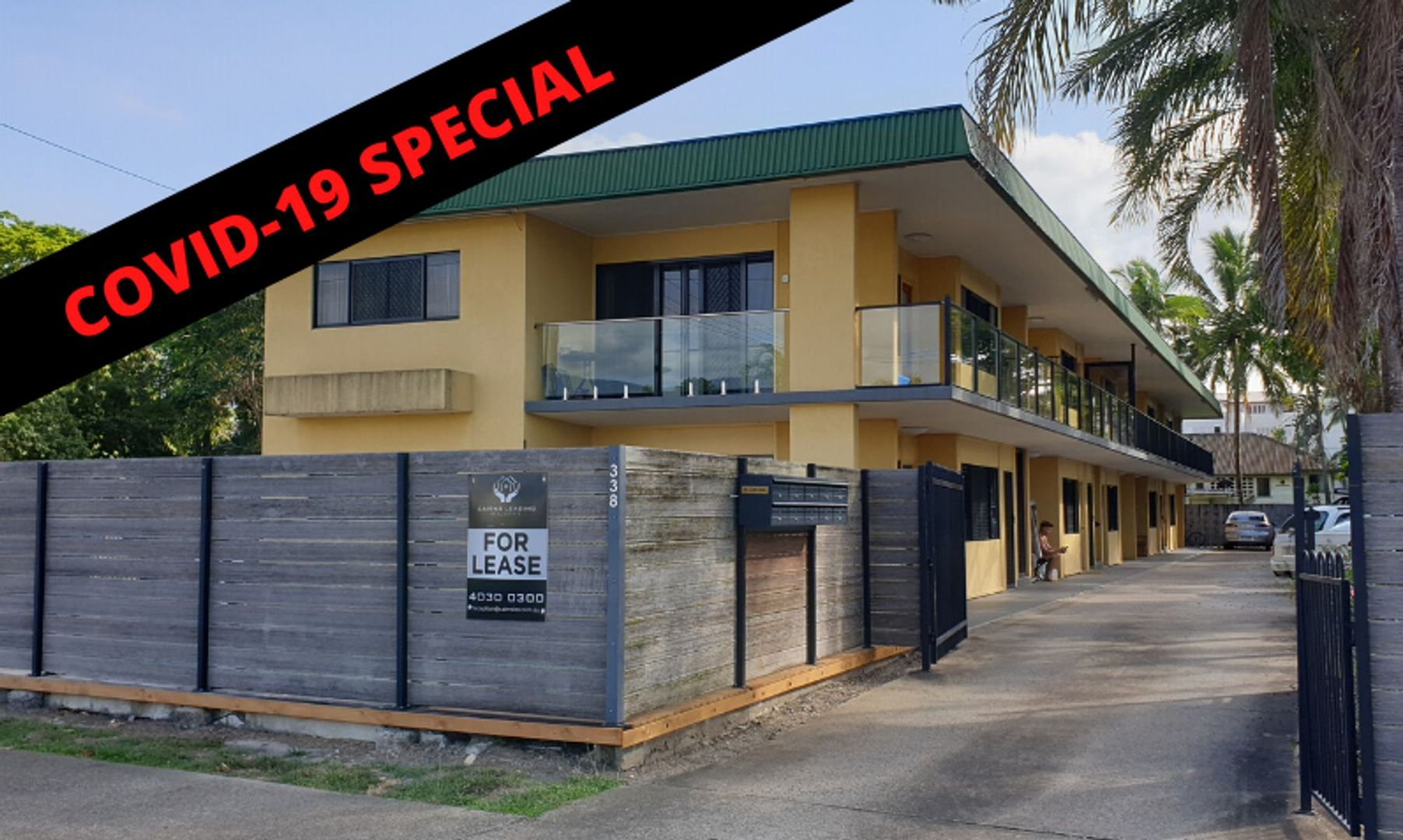 9/338 Sheridan Street, Cairns North QLD 4870, Image 0
