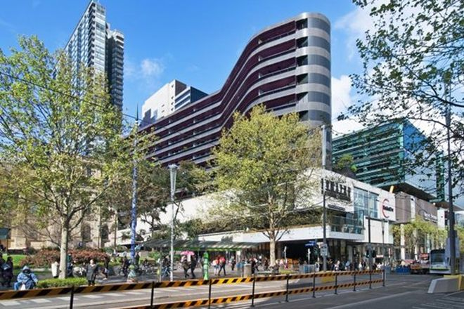 Picture of 414/300 Swanston Street, MELBOURNE VIC 3000