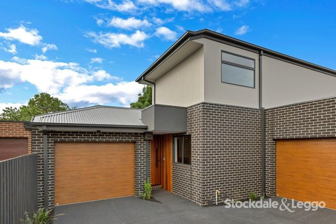 Picture of 3/10 Curie Avenue, OAK PARK VIC 3046