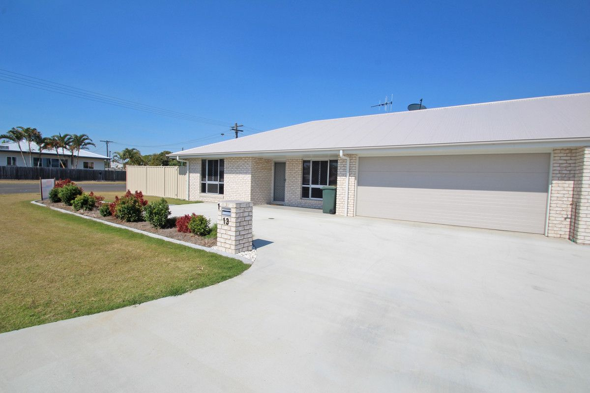 13 Moncrieff Street, Kepnock QLD 4670, Image 1