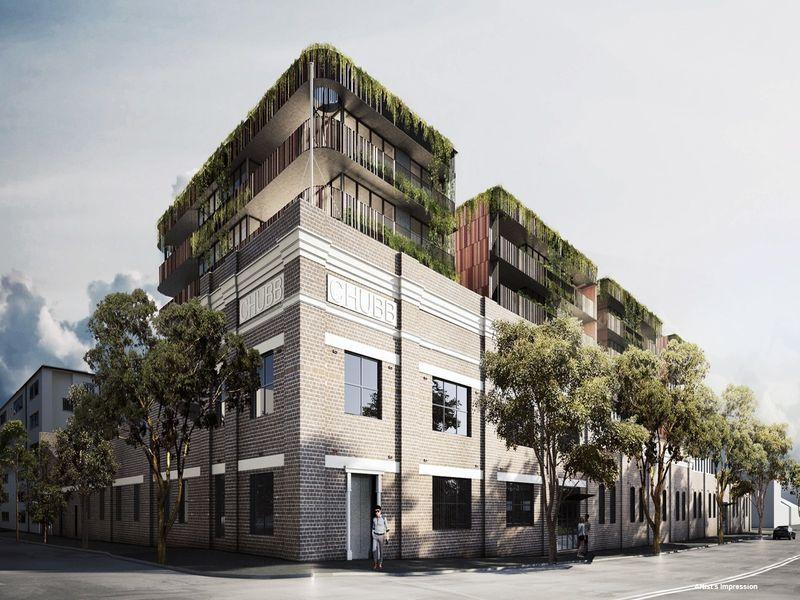 401/830 Elizabeth Street, Waterloo NSW 2017 - Apartment For