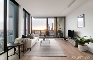 Picture of 3701/420 Spencer Street, Melbourne VIC 3000