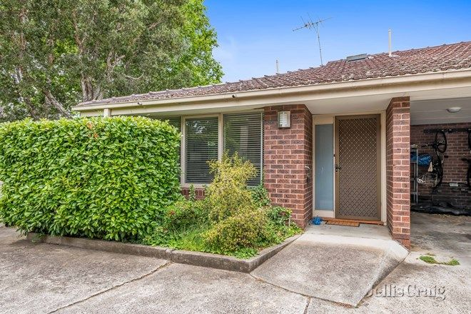 Picture of 1/18 Gillies Street, FAIRFIELD VIC 3078
